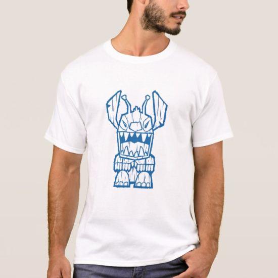 Lilo & Stitch Stitch totem pole T-Shirt