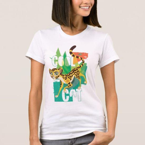 Lion Guard | Cool Cat Fuli T-Shirt