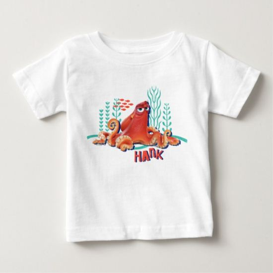 Hank | Fun Under the Sea Baby T-Shirt