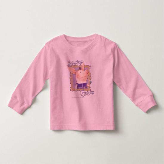 Olivia - Sparkle Galore Toddler T-shirt