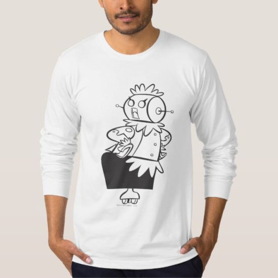 Rosie The Robot Annoyed T-Shirt