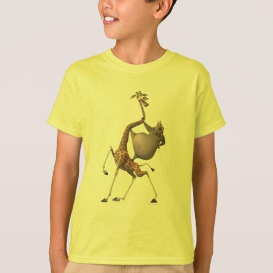 Gloria and Melman Friends T-Shirt