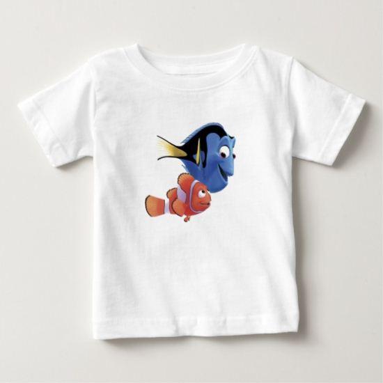 Dory and Marlin Disney Baby T-Shirt