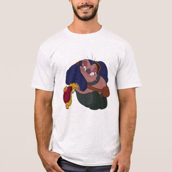 Jumba With a Money Bag Disney T-Shirt