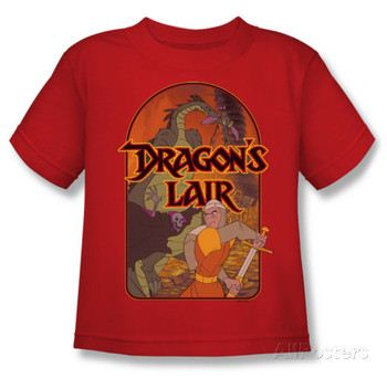Youth: Dragon's Lair - In The Lair
