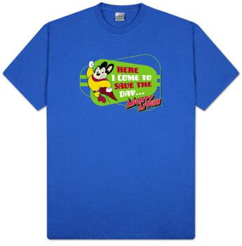 Amazoncom mighty mouse tshirts Clothing Shoes amp Jewelry