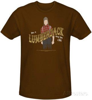 Monty Python - Lumberjack (slim fit)