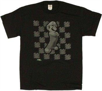Nintendo Super Mario Shaded T-Shirt