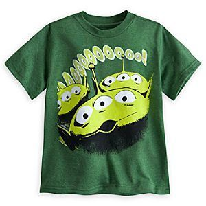 Toy Story Aliens Tee for Boys