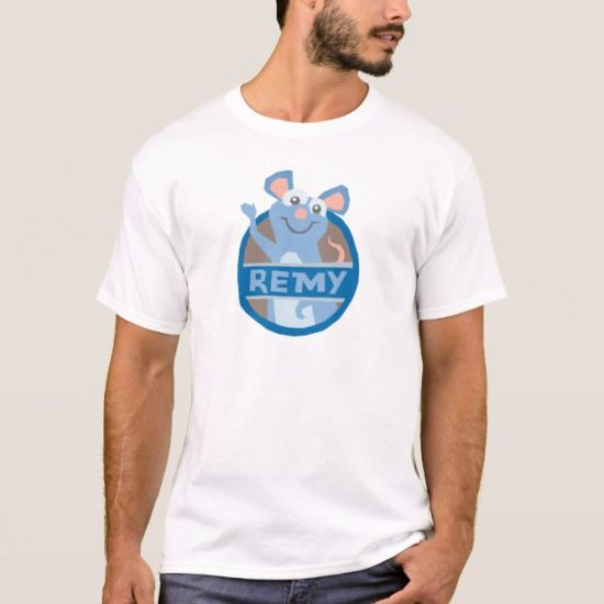 Ratatouille Remy waving Disney T-Shirt