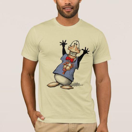 Opus, Hello! T-Shirt
