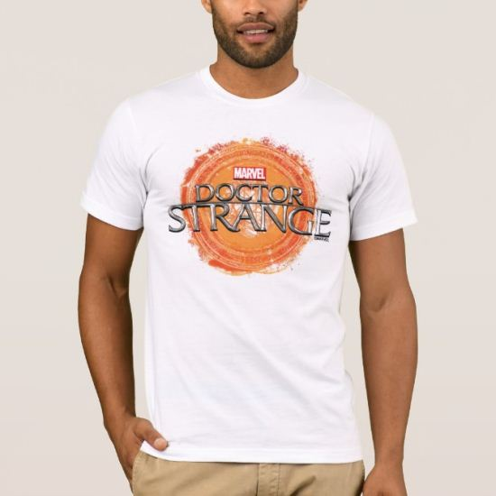 Doctor Strange Movie Logo T-Shirt