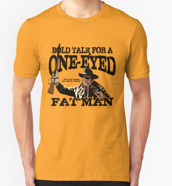 """One Eyed Fat Man"" T-Shirt by SykoGraphx T-Shirt"