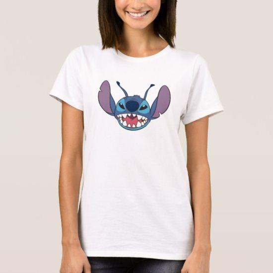 Stitch Big Smile T-Shirt