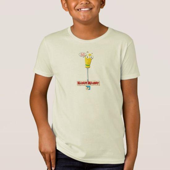 Felipe the Screwdriver Disney T-Shirt