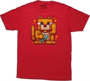 Minecraft Lucky Ocelot T-Shirt