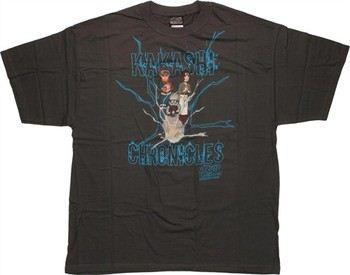 Naruto Kakashi Chronicles Electric T-Shirt
