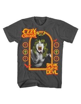 Ozzy Osbourne Speak Of The Devil Men's T-Shirt