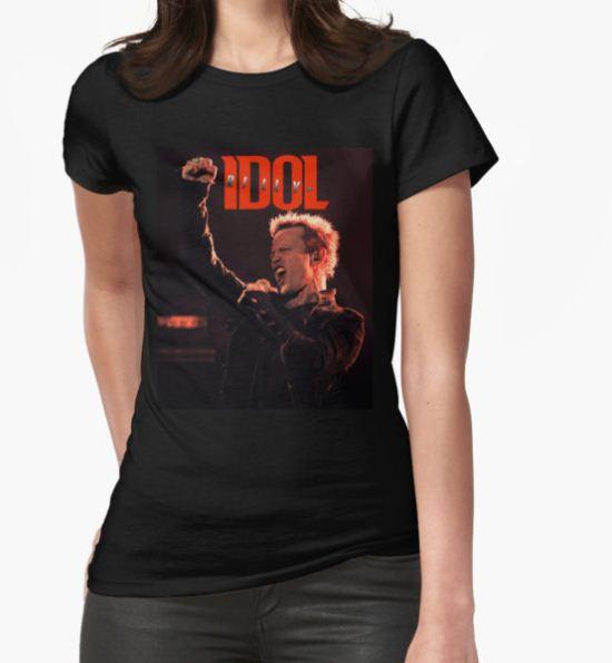 billy idol live T-Shirt by nawan77 T-Shirt