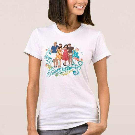 Everyone Just Sings & Surfs T-Shirt