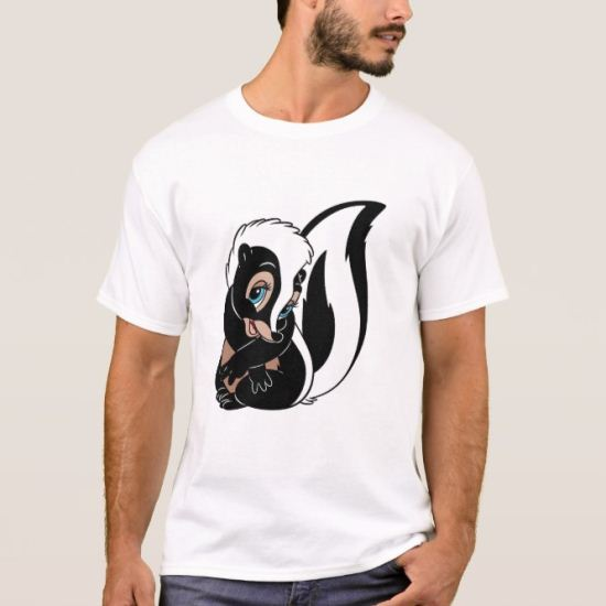 Disney Bambi Flower sitting T-Shirt