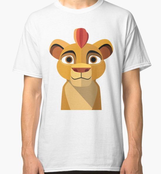 Leader of the Lion Guard Classic T-Shirt by samohtlion T-Shirt