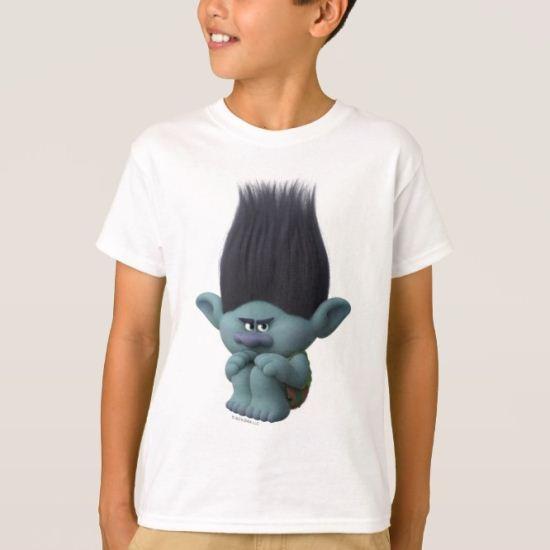 Trolls | Branch - Go Away T-Shirt