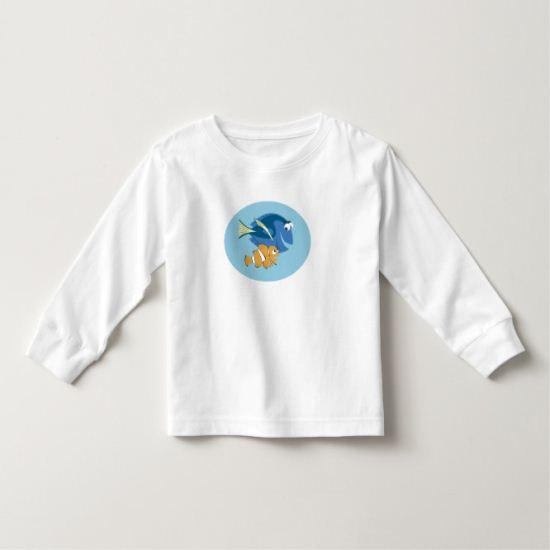 Disney Dory & Marlin (Finding Nemo) Toddler T-shirt