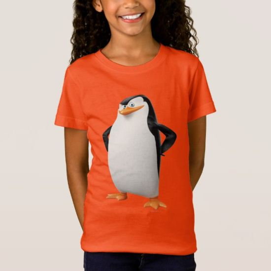 Penguins of Madagascar Women's Relaxed Fit T-Shirt by mayiying89 T-Shirt