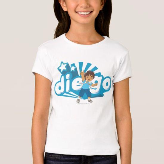 Go Diego Go!   Go Diego Go! T-Shirt