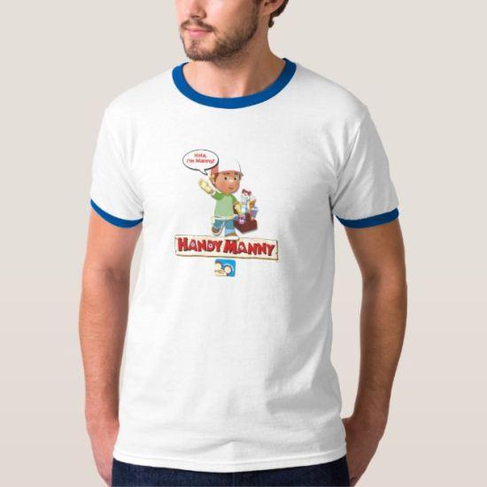 Handy Manny Disney T-Shirt
