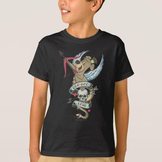 Boo Boo Tattoo 6 T-Shirt