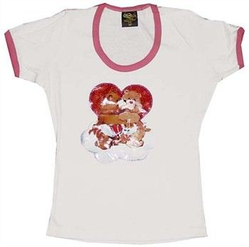 Care Bears Hug Baby Tee