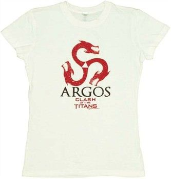 Clash of the Titans Argos Kraken Baby Doll Tee