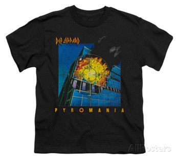 Youth: Def Leppard - Pyromania