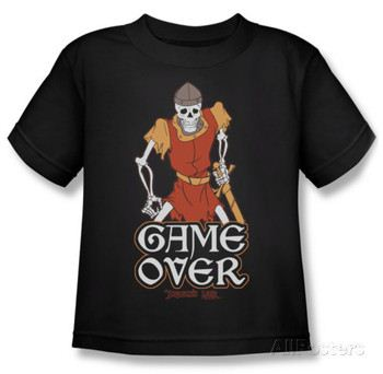 Youth: Dragon's Lair - Game Over