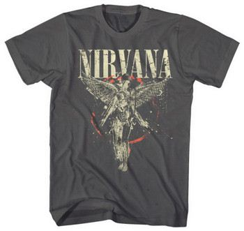 0e7d3e486 ... Nirvana - Galaxy In Utero. This T-shirt ...