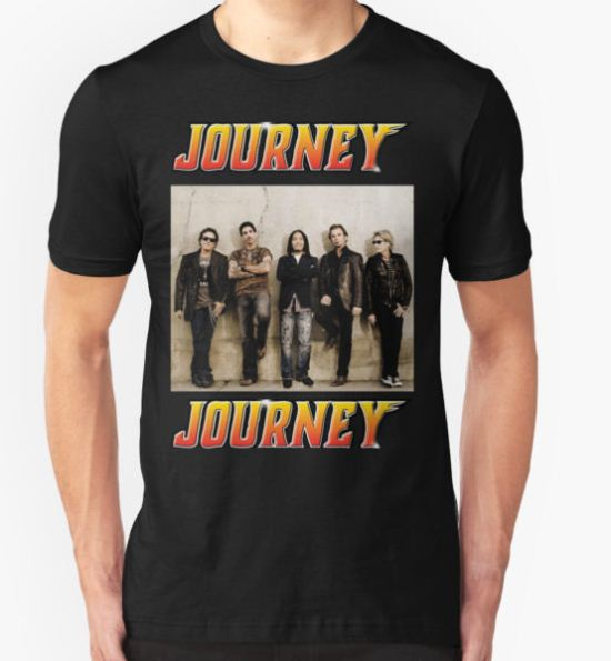 MONI06 Journey & The Doobie Brothers with special guest Dave Mason TOUR 2016 T-Shirt by MONICSEP T-Shirt