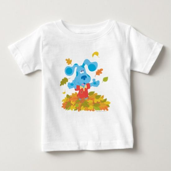 Blue's Clue - Awesome Autumn Days! Baby T-Shirt