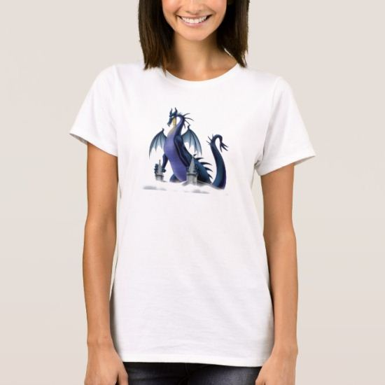 Sleeping Beauty Maleficent becomes Dragon Disney T-Shirt