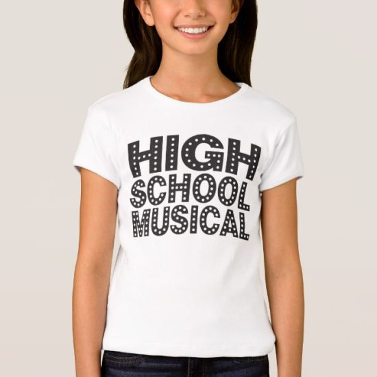 High School Musical Disney T-Shirt