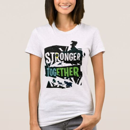 Stronger Together Lion Guard Graphic T-Shirt