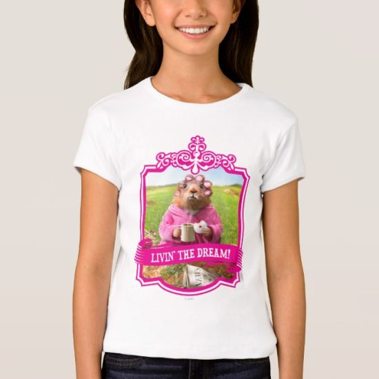 Morning Groundhog with Breakfast Donut and Coffee T-Shirt