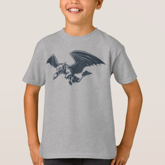 Toothless Character Art T-Shirt