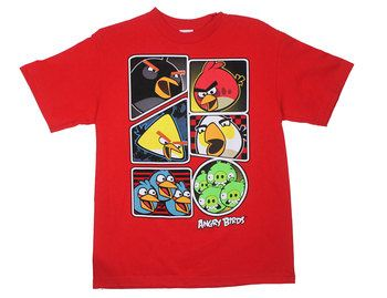 Get Them - Angry Birds Youth T-shirt
