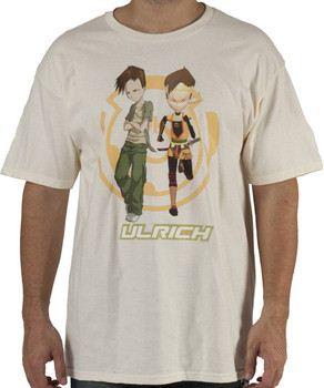 Code Lyoko Ulrich Shirt