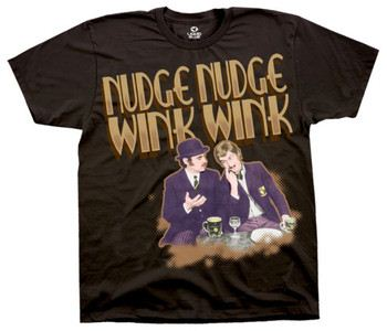 Monty Python - Nudge Nudge