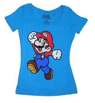 Super Mario - Nintendo Juniors T-shirt