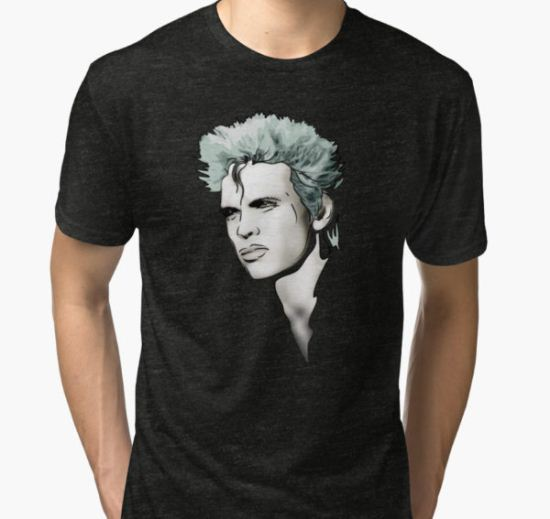 Idol Tri-blend T-Shirt by Duncando T-Shirt