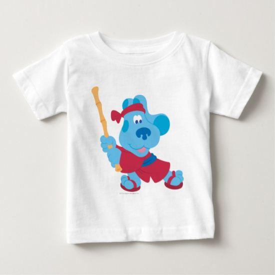 Blue's Clue - Karatee Baby T-Shirt